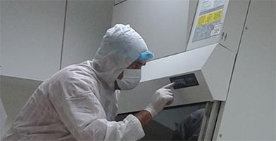Biohazard Safety Cabinets